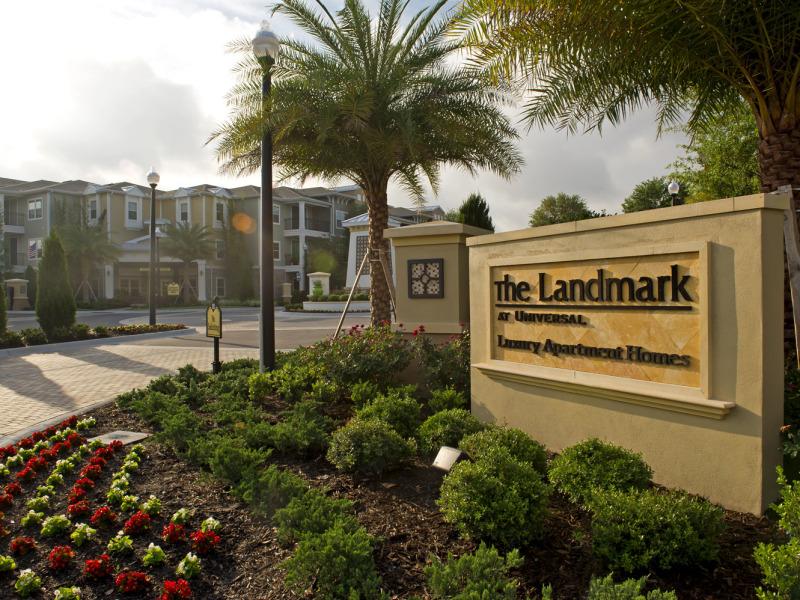 The Landmark-Sign