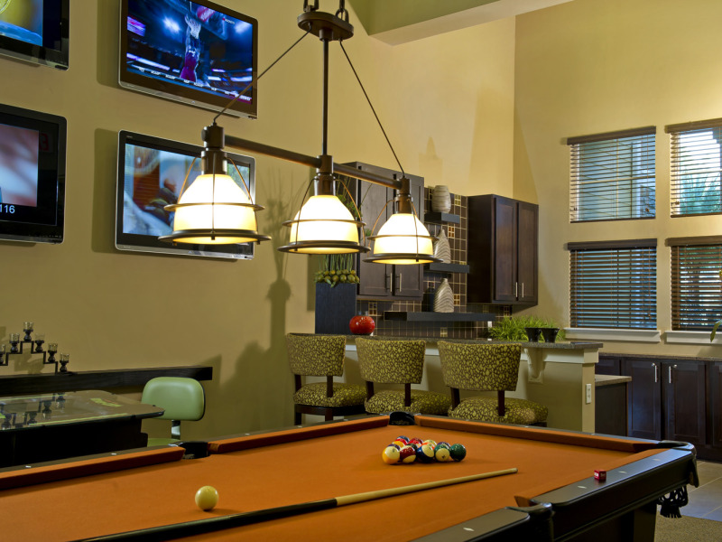 The Landmark- Billiards Room