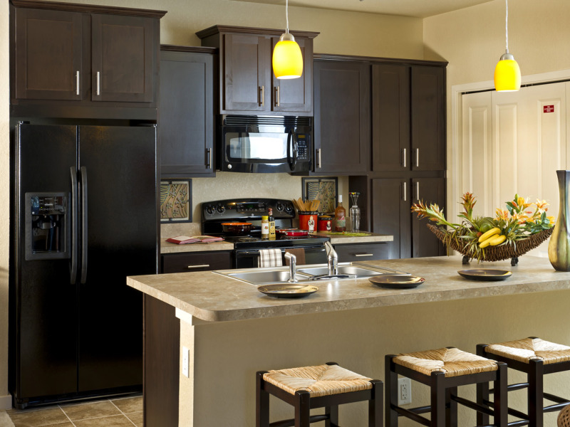 The Landmark- Unit Kitchen