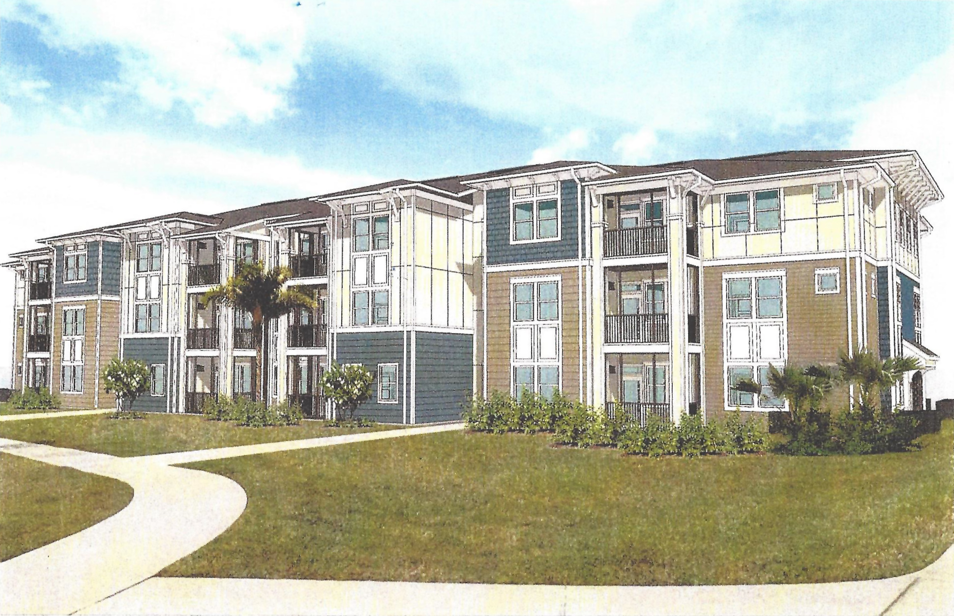 As golf's popularity wanes, here's the new look of one Tampa Bay golf course: luxury apartments